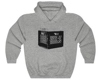 WKiD Hooded Sweatshirt   Record Crate