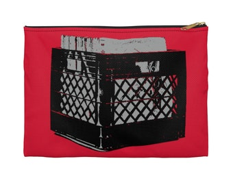 WKiD Accessory Pouch | Record Crate