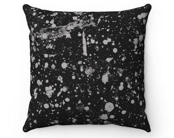 WKiD Pillow   Paint Splatter