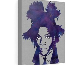 WKiD Canvas Print | Basquiat
