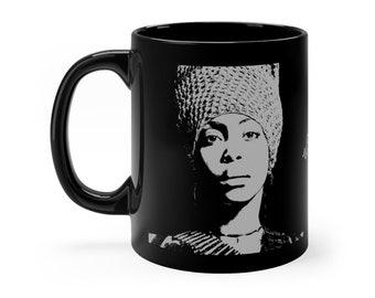 WKiD Black Mug   Badu