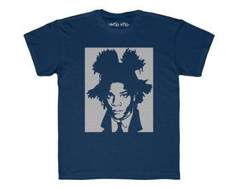 WKiD KiDs Tee | Basquiat