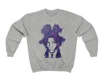 WKiD Sweatshirt   Basquiat
