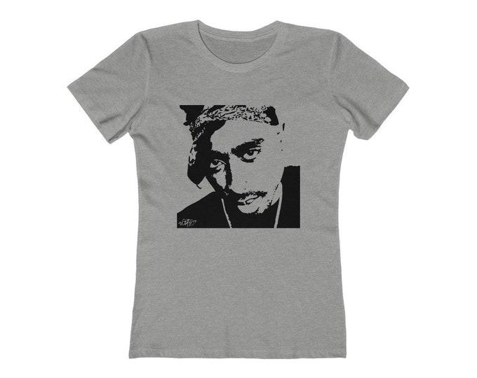 WKiD Basics Women's T-Shirt | TuPac
