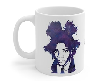 WKiD Mug   Basquiat