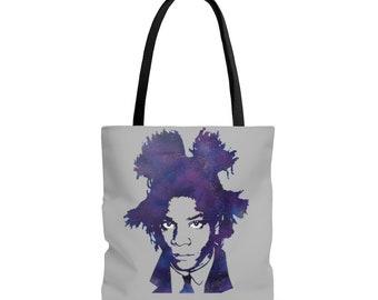 WKiD Tote Bag | Basquiat