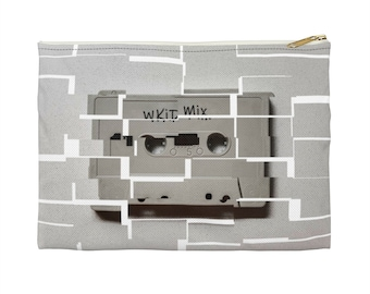 WKiD Accessory Pouch   Mix Tape
