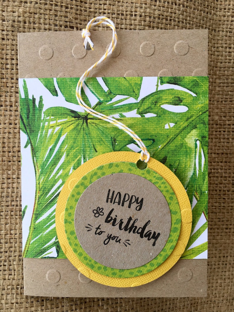 CUSTOM Greeting card subscription service 12 MONTHS 4 packs