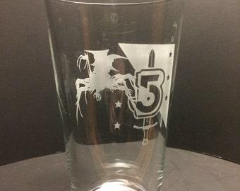 Babylon 5 Glass