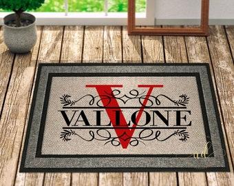 Merveilleux Custom Doormat, Personalized Doormat, Door Mat, Personalized Door Mat,  Welcome Doormat, Custom Welcome Mat, Front Door Mat, Family Door Mat,