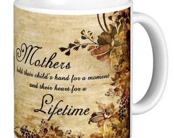 Mother's Day Mug,Gift Mug,Personalized Coffee Mug,