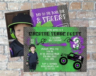 Grave Digger Party