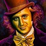Willy Wonka 11 x 14 print