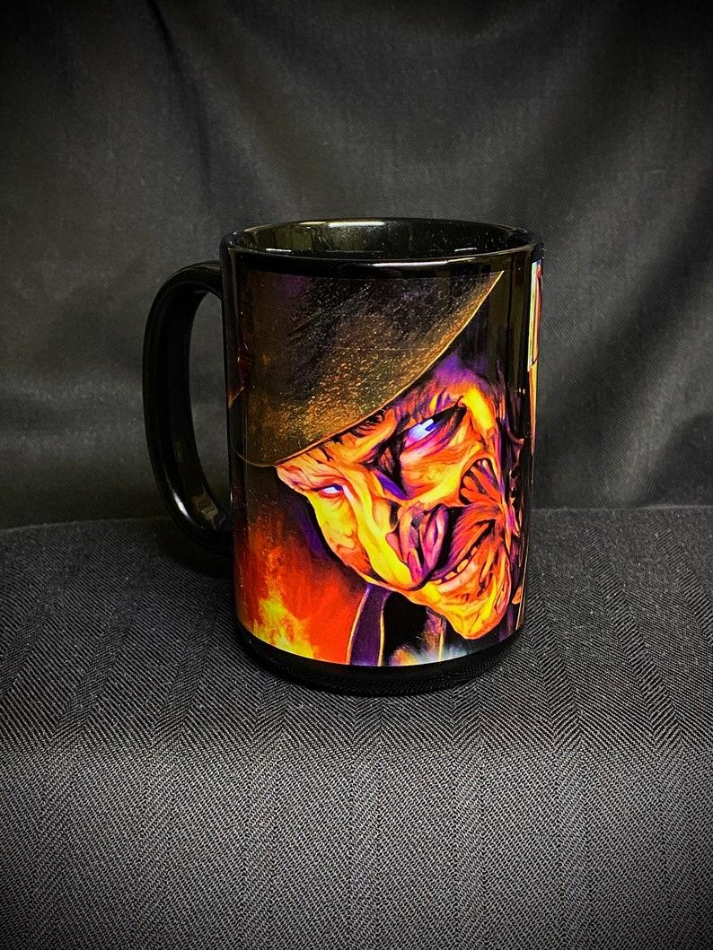 Freddie Kruger Mug image 0