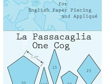 La Passacaglia One Cog