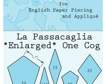 La Passacaglia *Enlarged* One Cog