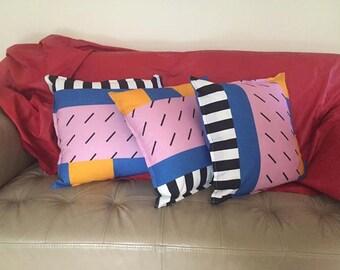 Gorman Forward Slash Cushion 51cm