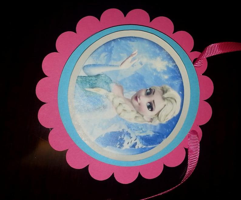 frozen happy birthday banner elsa anna  etsy