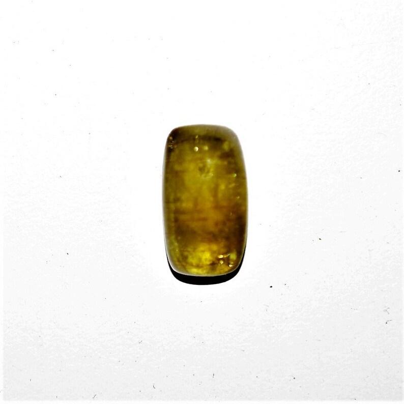 Tourmaline 19x11x8.5mm Rectangular Cabochon Ref:44460