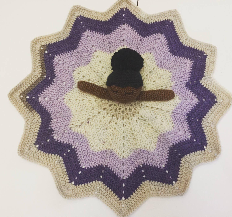 Bedtime Bella Crocheted Blanket Pattern Crochet Pattern Etsy