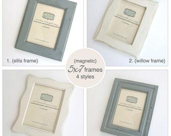 magnetic frames etsy