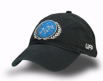 994fc634b1b57 new     Federation Cap Hat      from Star Trek UFP United Federation of  Planets Costume and cosplay