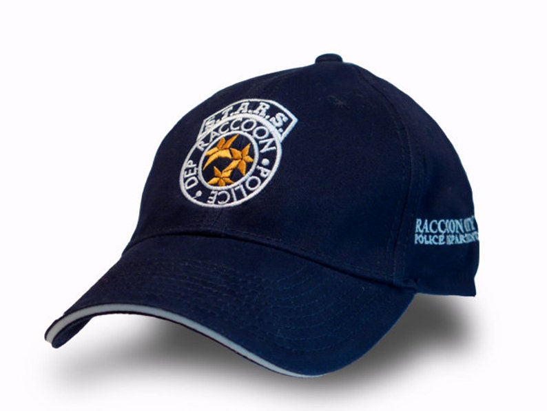 Cosplay S.T.A.R.S. Raccoon City Police Department Cap Hat from  01a40f3519b5