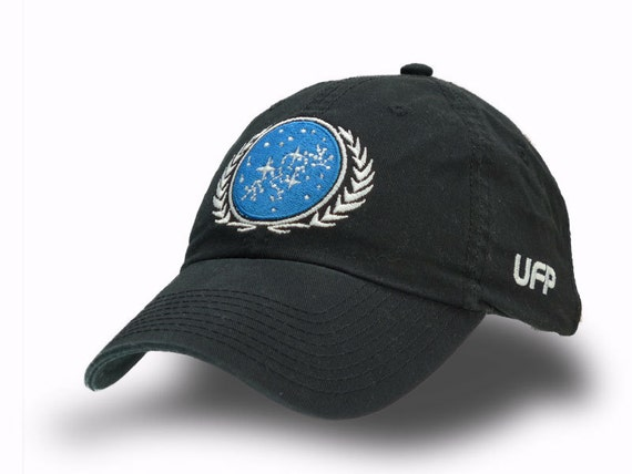 new     Federation Cap Hat      from Star Trek UFP United Federation of  Planets Costume and cosplay 94d2655d9ac