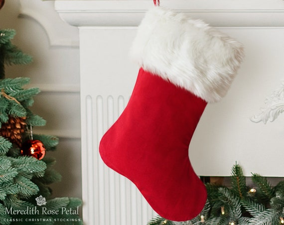 Red Velvet Christmas Stockings.Pure Cotton Velvet Christmas Stocking Red Velvet Christmas Stocking Velvet Christmas Stocking Velvet Fur Christmas Stocking