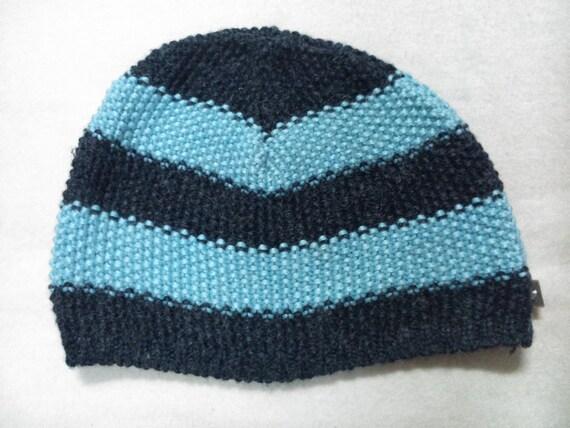 4ea86db14 Vintage Adidas Acrylic Wool Beanie Snow Cap Ski Hat Made In Japan