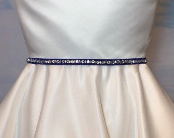Rhinestone Belt,Rose Gold Sparkle Stretch Belt,Belt with Clasp,Wedding Dress Waist Belt,Elastic Bridesmaid Belt Formal Occasion Belt Prom.