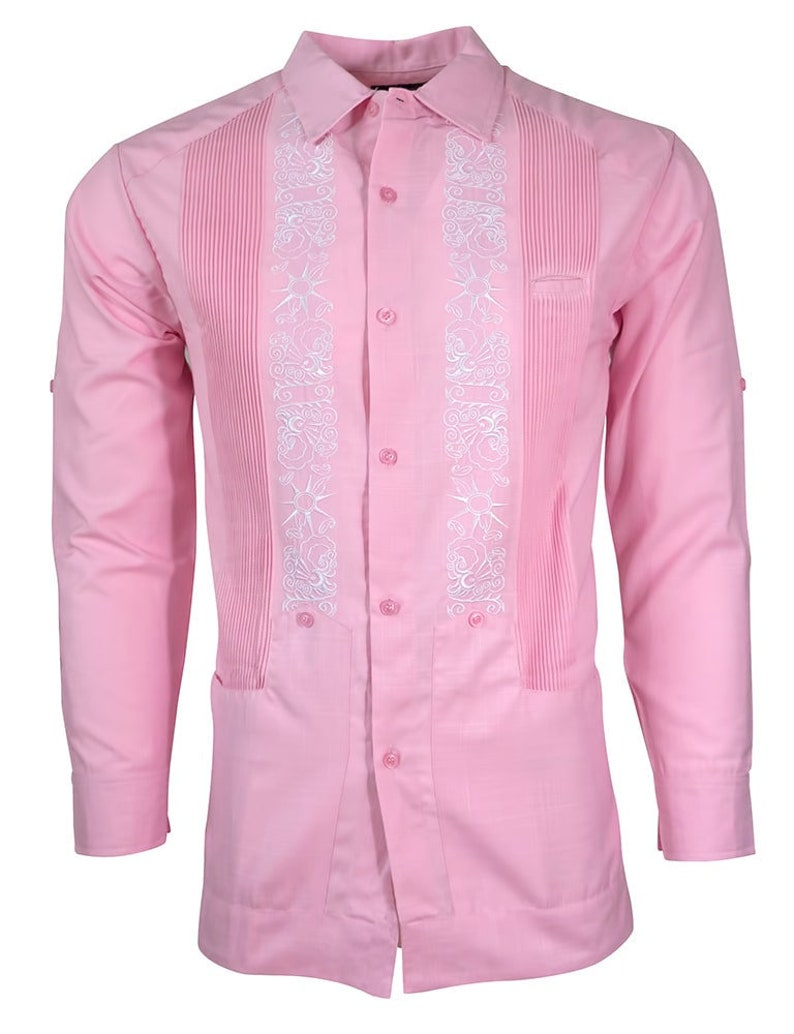5254c50fa1 Guayabera Shirts For Mens - Nils Stucki Kieferorthopäde