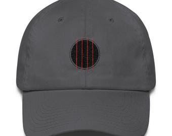 Four String Freak Embroidered Cotton Cap