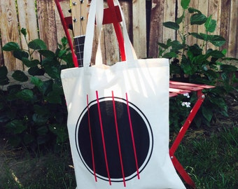 Four String Freak Tote: Ukulele Musician's Bag