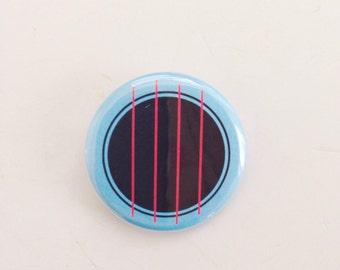 """Ukulele Button - Four String Freak - Ukulele Sound Hole 1.25"""""""