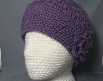FREE SHIPPING Women's Crocheted Hat