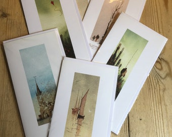 Pack of 6 Cards F
