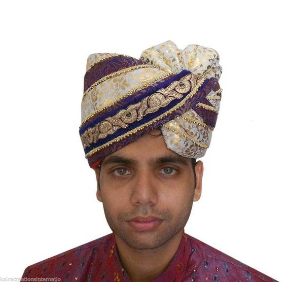 50c0d16dfef 95+ Multicolor Jodhpuri Rana Pagri And Turban Rs 950 Piece Id. Pagri ...