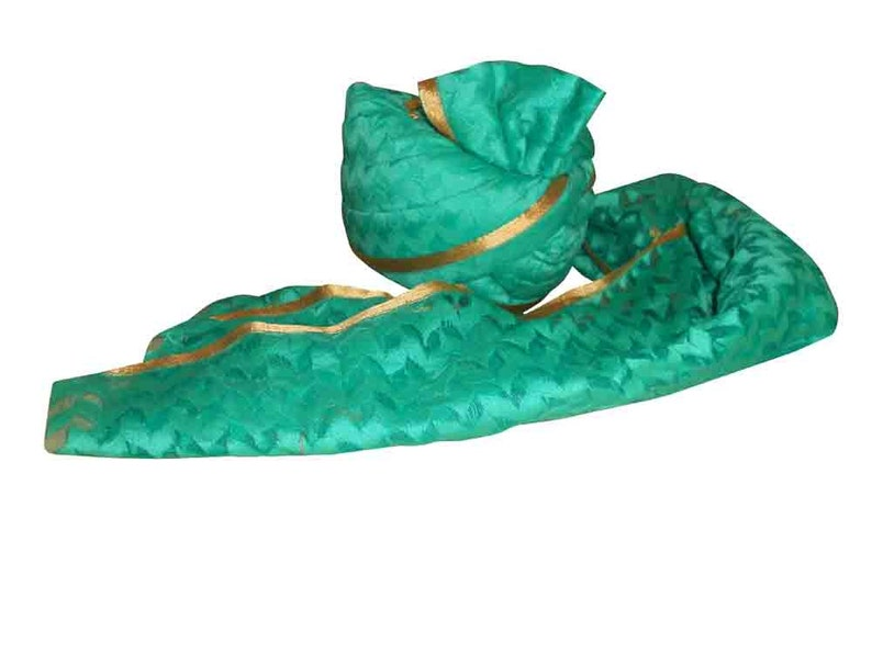 9075897e690 Indian Handmade Wedding Royal Men Hat Turban Sherwani Safa