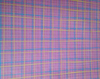 12x12 Paper Fever Pink Petite Plaid Paper