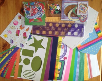 All Occasions Scrapbook Kit