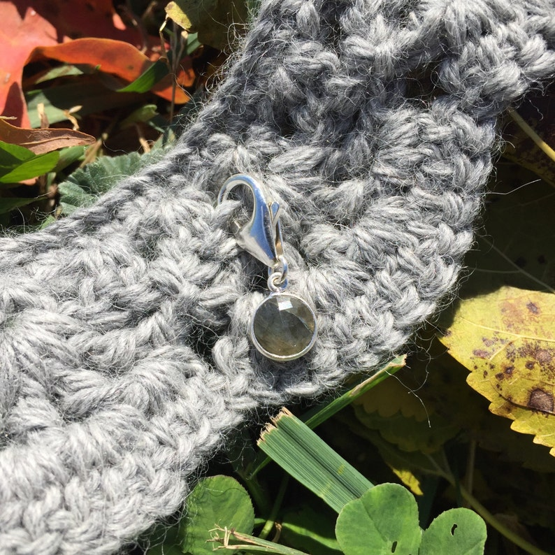 Progress Stitch Marker for Knitters and Crocheters  image 0