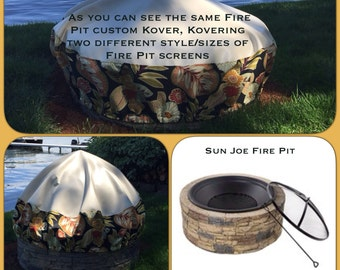 LJKovers - Lakeside Fire Pit Cover