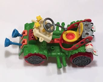 Teenage Mutant Ninja Turtles Car