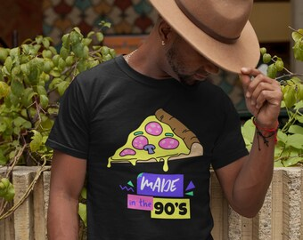 Made In The 90s 1990s Mens T Shirt