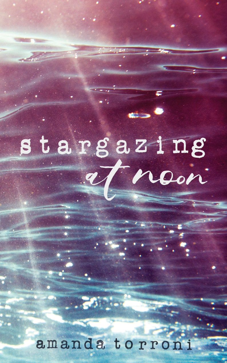 Stargazing at Noon by Amanda Torroni  Signed Copy  Poetry  image 0
