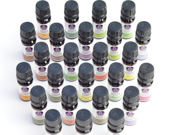 Essential Oils CHOOSE FROM 26 BOTTLES. Pure Natural Aromatherapy oils 10ml by Tender Essence
