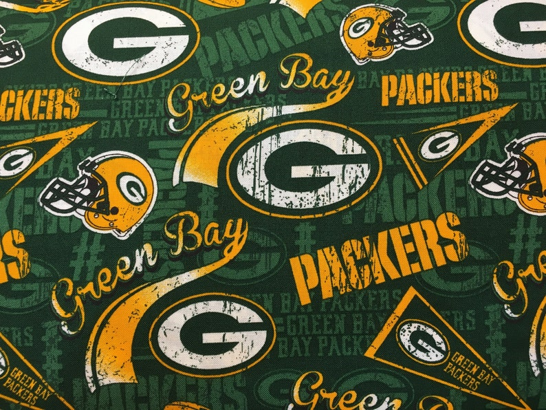 Tissues Greenbay Packers Nfl All Over Cotton 60 Fabric Sold By The Yard Creatieve Hobby S Samsungupdated Com