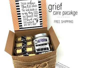 Sympathy Box | Grief Gift | Sympathy Gift | Bereavement Gift | Sympathy | Condolences