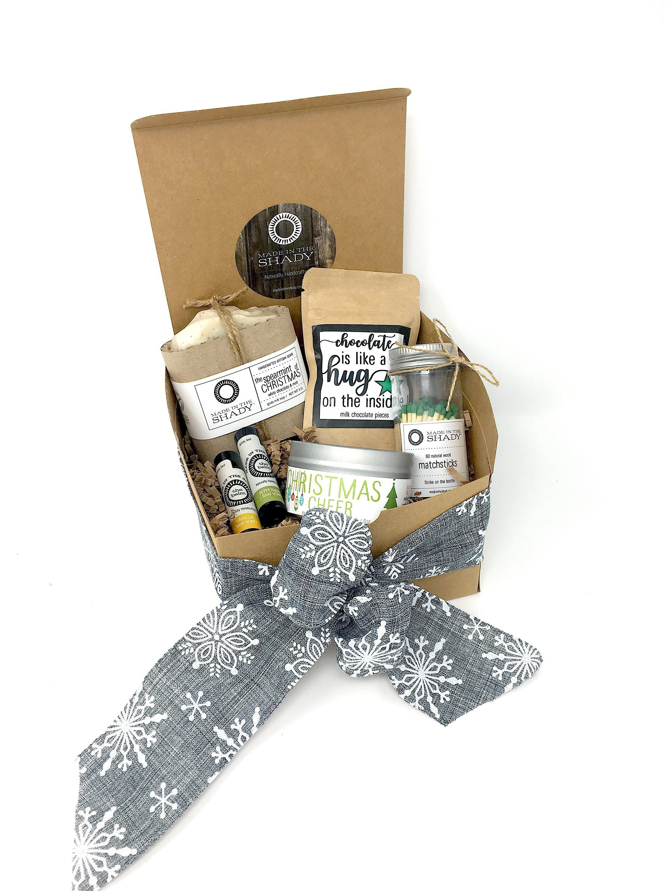 CHRISTMAS CHEER Gift (shown with Optional UPGRADES) | Energy Citrus ...